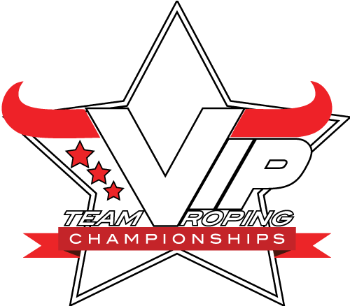 VIP Team Roping Championships Logo - Md